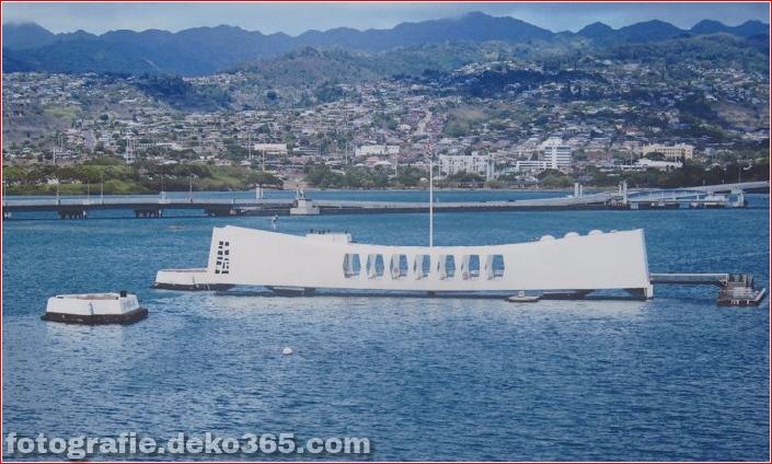 Das USS Arizona Memorial (2)
