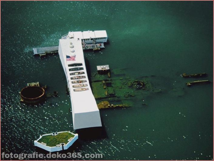 Das USS Arizona Memorial (4)