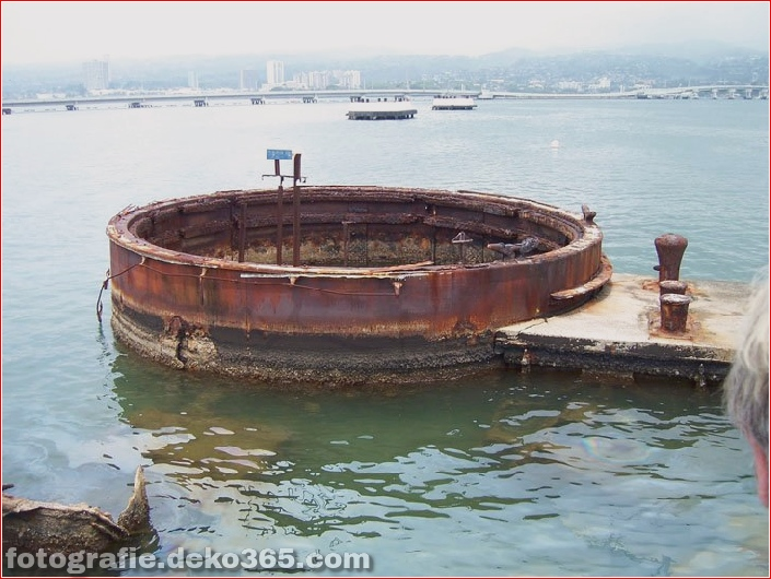 Das USS Arizona Memorial (8)