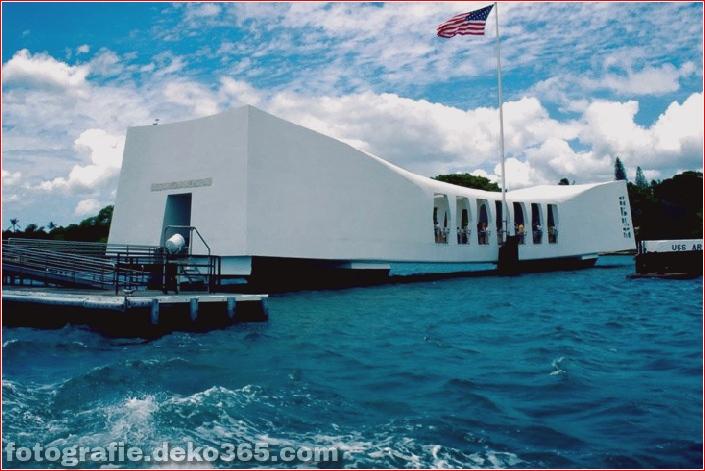 Das USS Arizona Memorial (13)