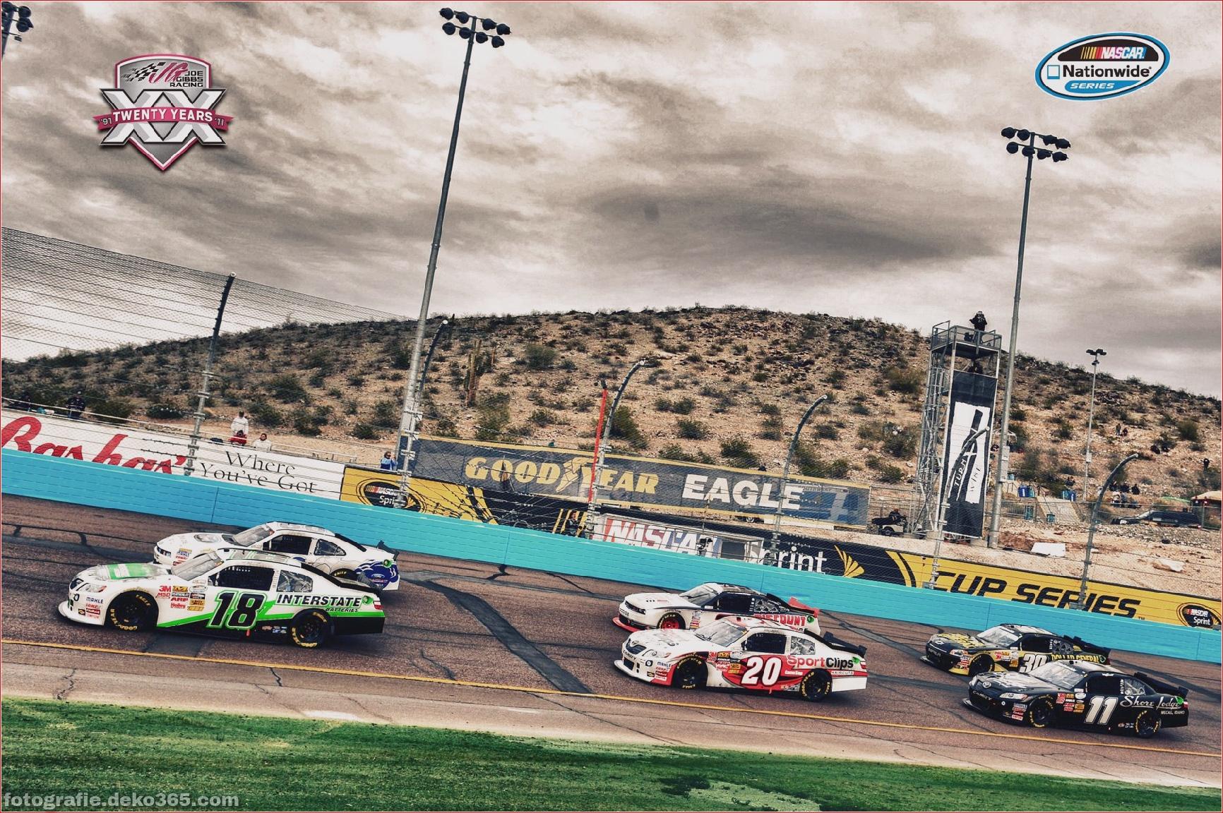 Schöne NASCAR-Hintergründe (1)