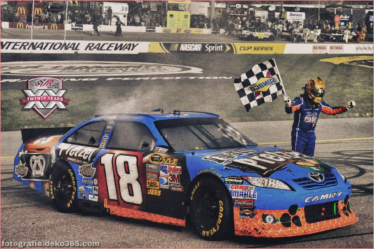 Schöne NASCAR-Hintergründe (4)