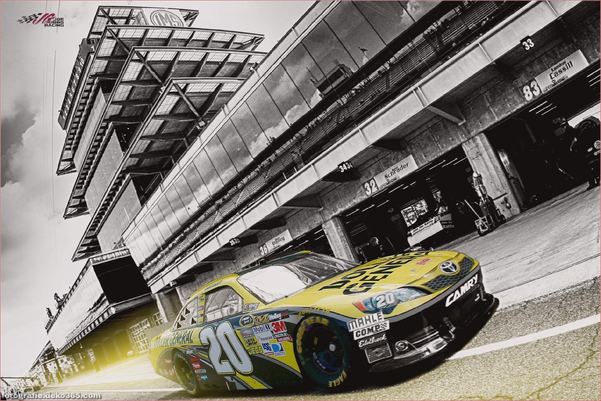 Schöne NASCAR-Hintergründe (9)