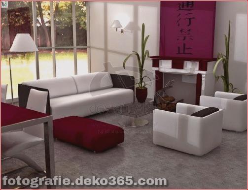 Schöne Wohnzimmer Ideen (18)