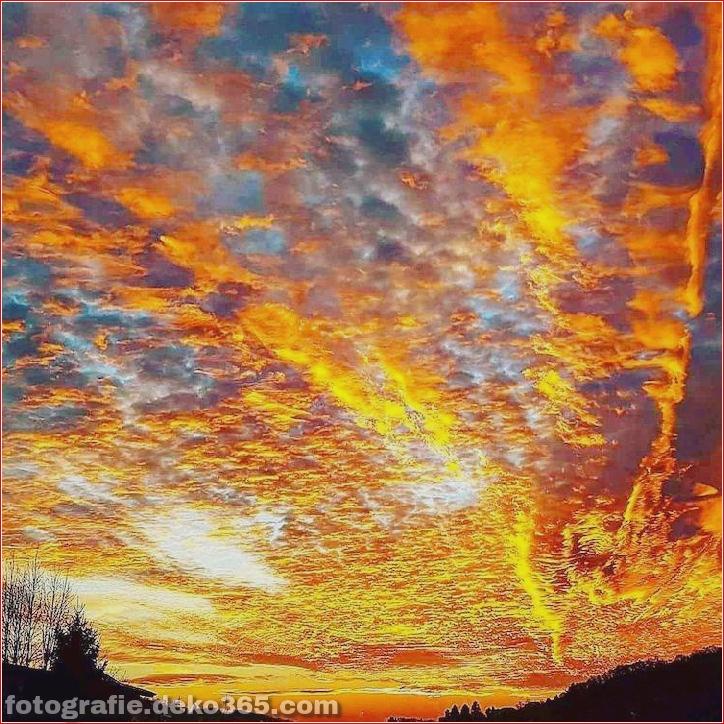 Schöne zagreb Sonnenuntergang Fotos (7)