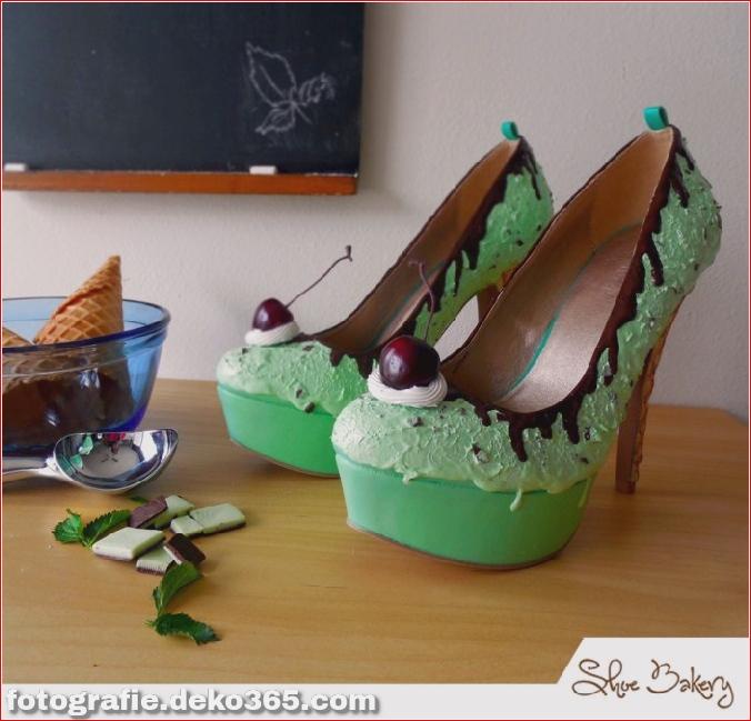 Schuhbäckerei - Schuhe, die essen wollen (1)