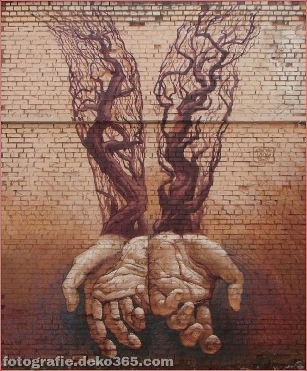 Die interessantesten Fotos von Street Art (2)
