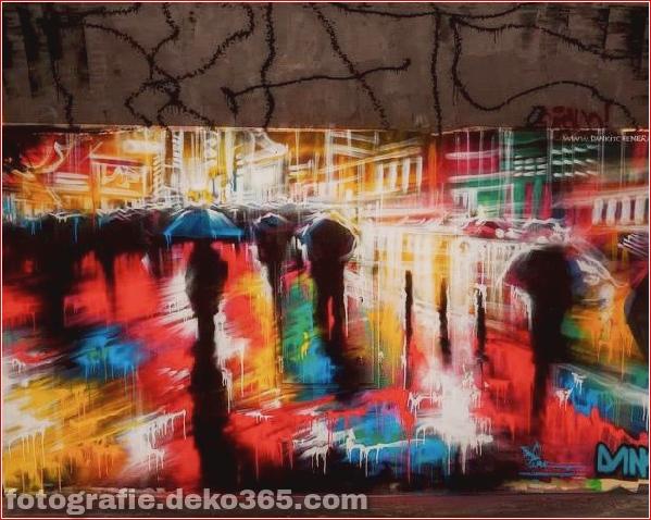 Die interessantesten Fotos von Street Art (3)