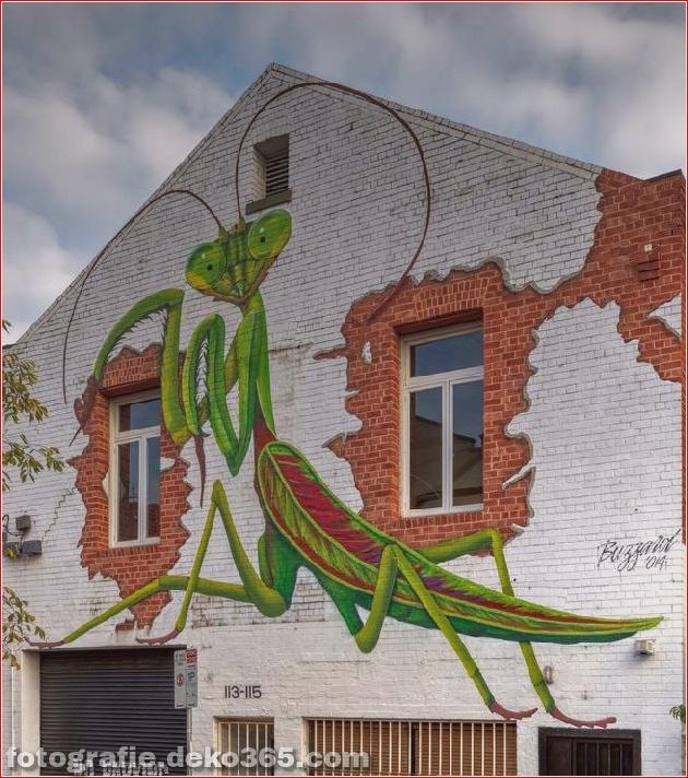 Die interessantesten Fotos von Street Art (4)