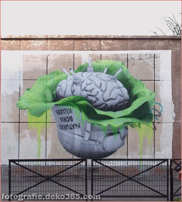 Die interessantesten Fotos von Street Art (7)