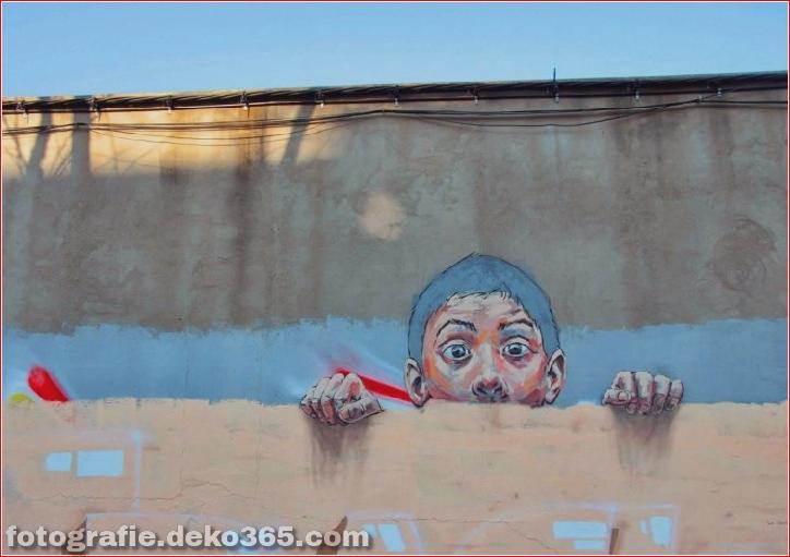 Die interessantesten Fotos von Street Art (8)