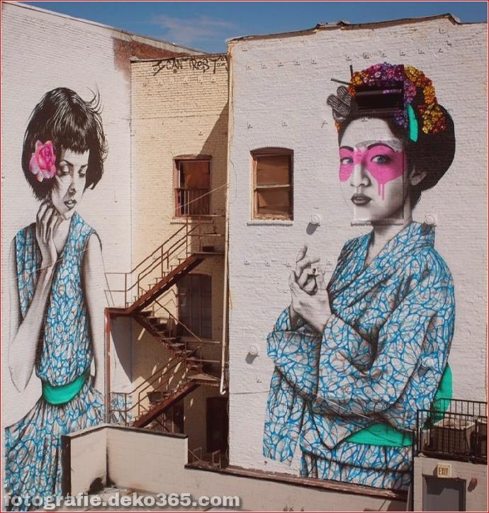 Die interessantesten Fotos von Street Art (10)