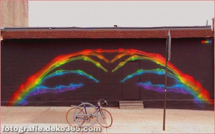 Die interessantesten Fotos von Street Art (12)