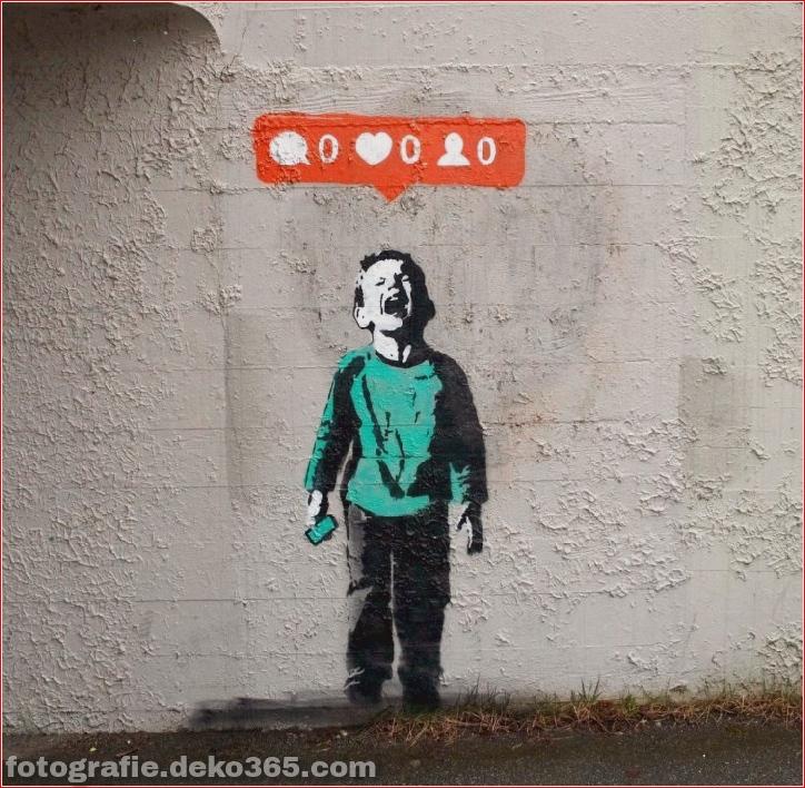 Die interessantesten Fotos von Street Art (14)