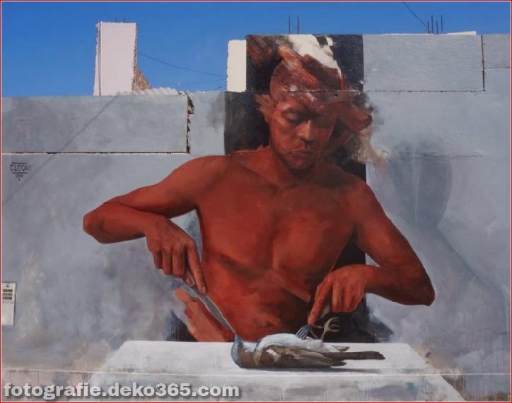 Die interessantesten Fotos von Street Art (15)