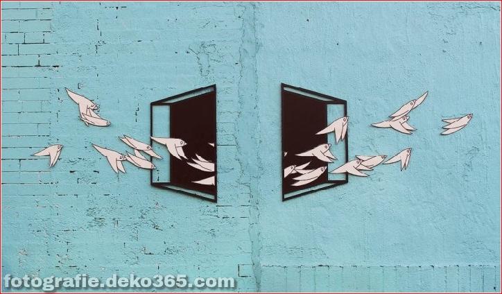Die interessantesten Fotos von Street Art (16)