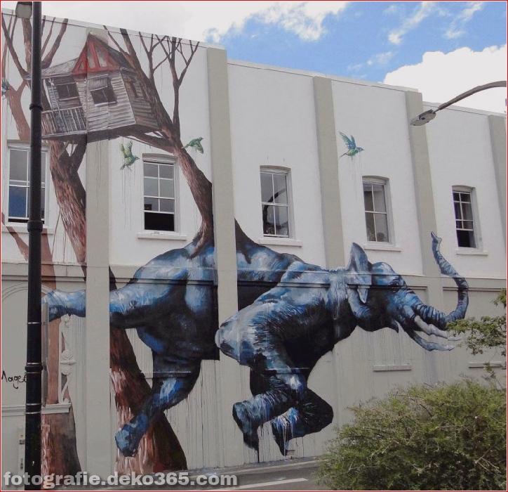 Die interessantesten Fotos von Street Art (20)