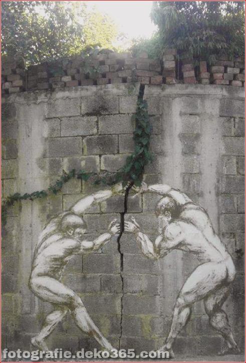 Die interessantesten Fotos von Street Art (22)