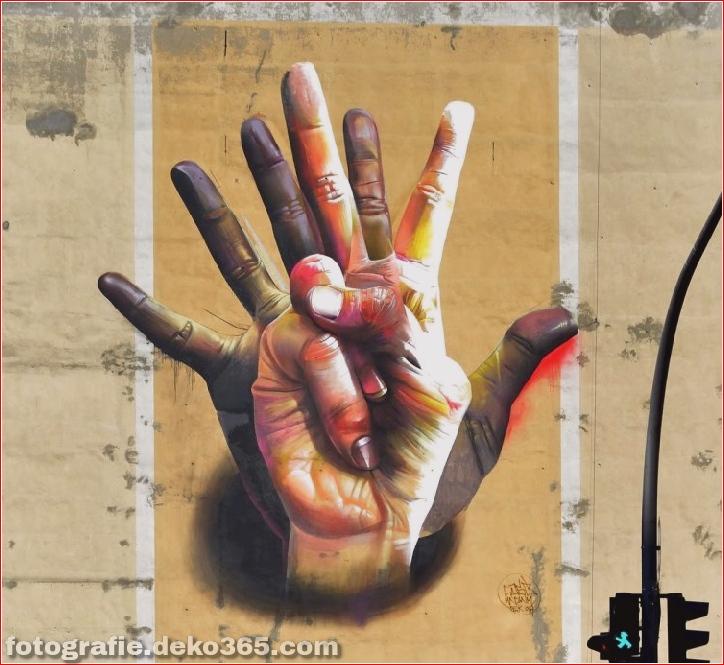 Die interessantesten Fotos von Street Art (23)