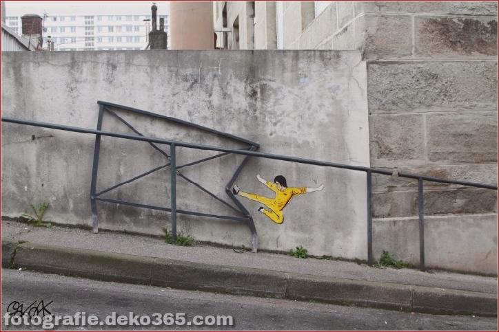 Die interessantesten Fotos von Street Art (26)
