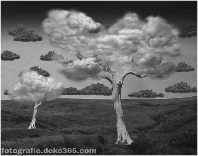 Traum und unwirkliche Fotografie