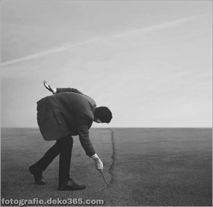Leistungsfähige surreale Selbstporträts von Ben Zank (9)