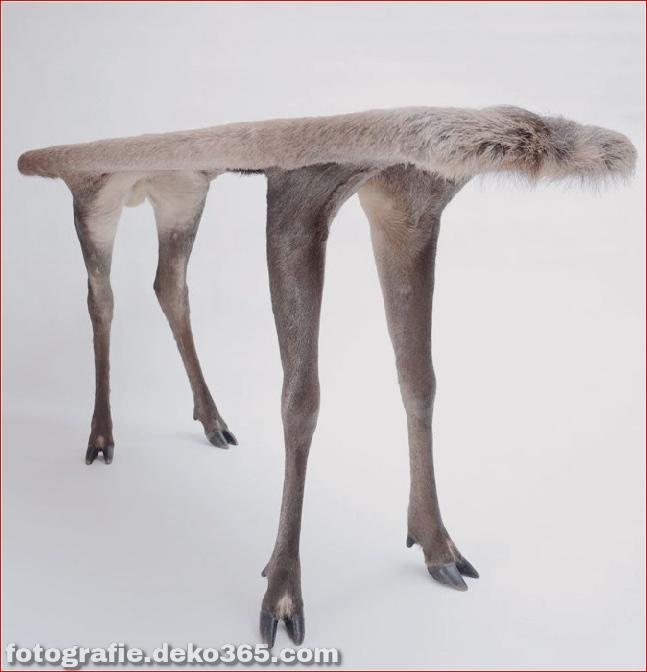 bizarre Möbelstücke, die wie Tiere aussehen (7)