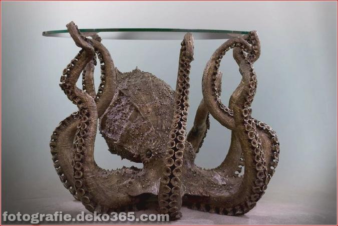 bizarre Möbelstücke, die wie Tiere aussehen (8)