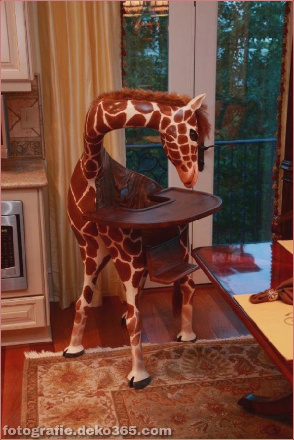bizarre Möbelstücke, die wie Tiere aussehen (11)