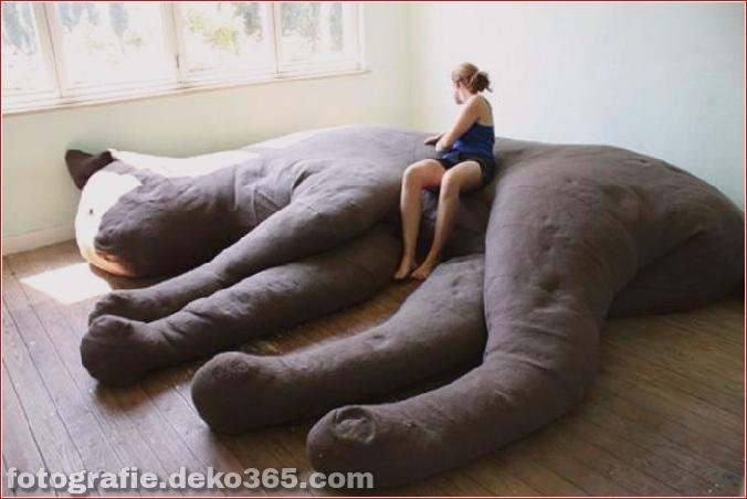 bizarre Möbelstücke, die wie Tiere aussehen (14)