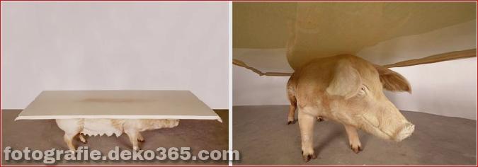 bizarre Möbelstücke, die wie Tiere aussehen (16)