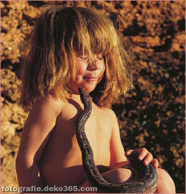 Tippi Degre, der echte Mowgli