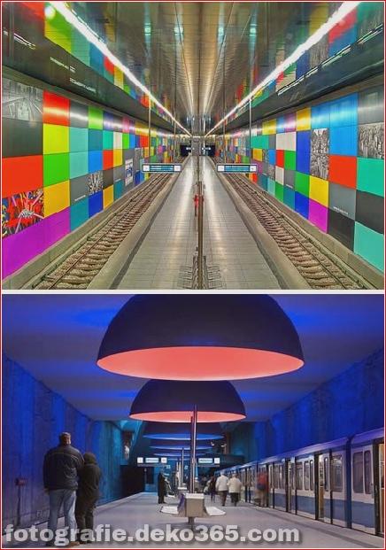 U-Bahnen Fotografie