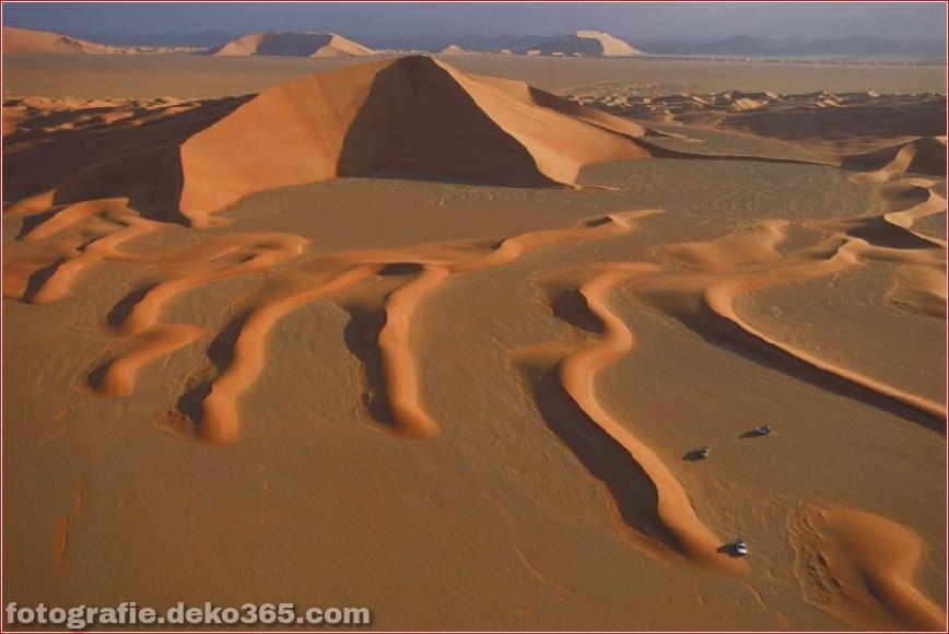 RUB 'al KHALI (Arabisch: EMPTY QUARTER) - Arabische Wüste