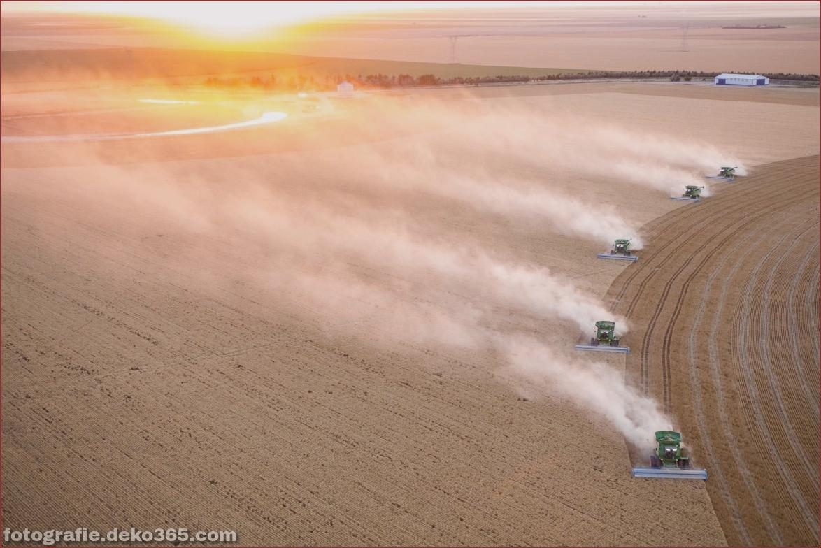 Big Farming ernähren die Welt Big Farming ernähren die Welt