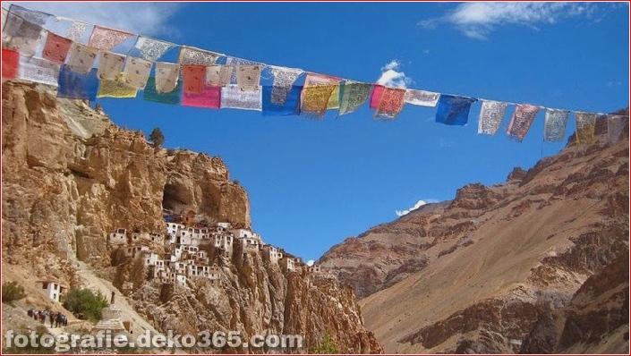 Unglaubliches Indien: Phugtal Monastery_5c9038d53eca9.jpg