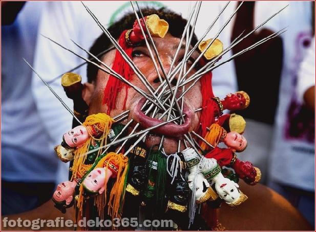 Phuket Vegetarisches Festival Thailand (2)