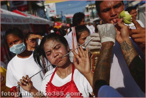 Phuket Vegetarisches Festival Thailand (3)