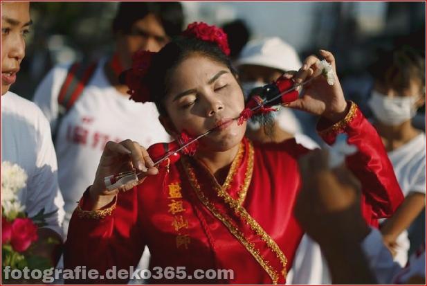 Phuket Vegetarisches Festival Thailand (5)