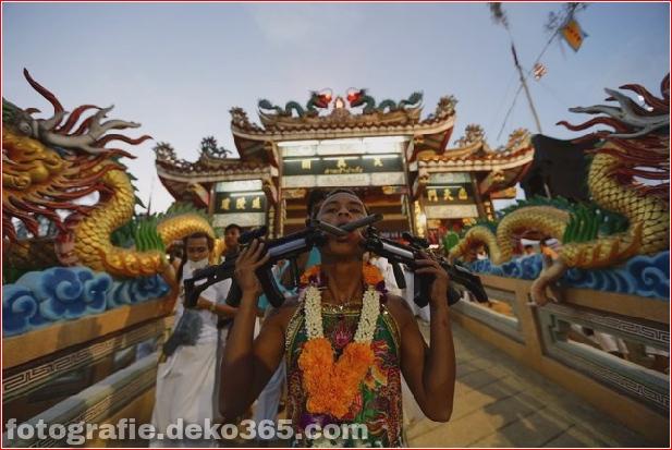 Phuket Vegetarisches Festival Thailand (12)