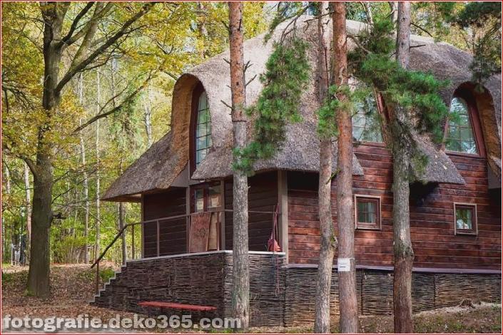 Sauberes Haus im Wald (7)