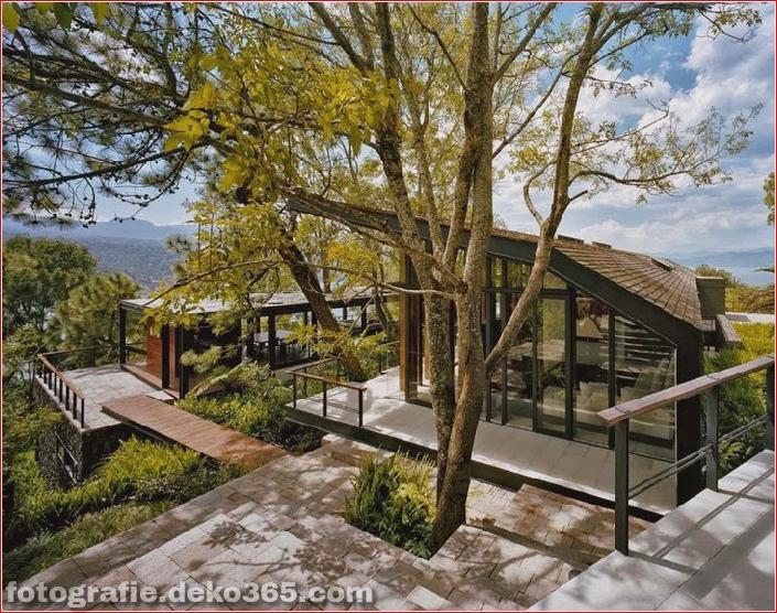 Sauberes Haus im Wald (11)