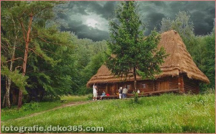 Sauberes Haus im Wald (20)