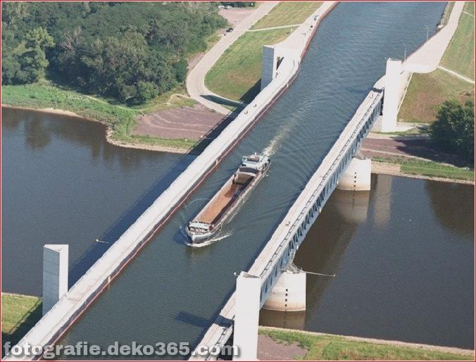 Magdeburger Wasserbrücke (1)