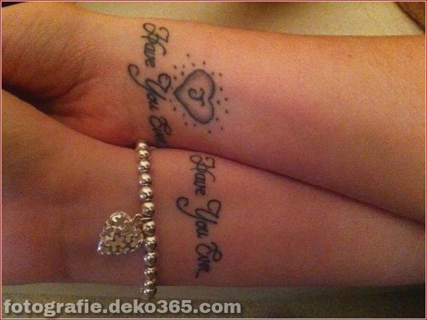 Romantische Paare Tattoo Designs (9)