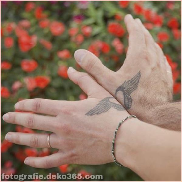 Romantische Paare Tattoo Designs (39)